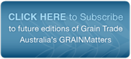 Subcribe to GRAINMatters newsletter